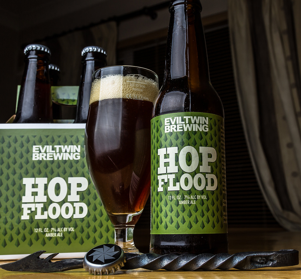 Hop flood