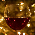 Red Holiday Wine